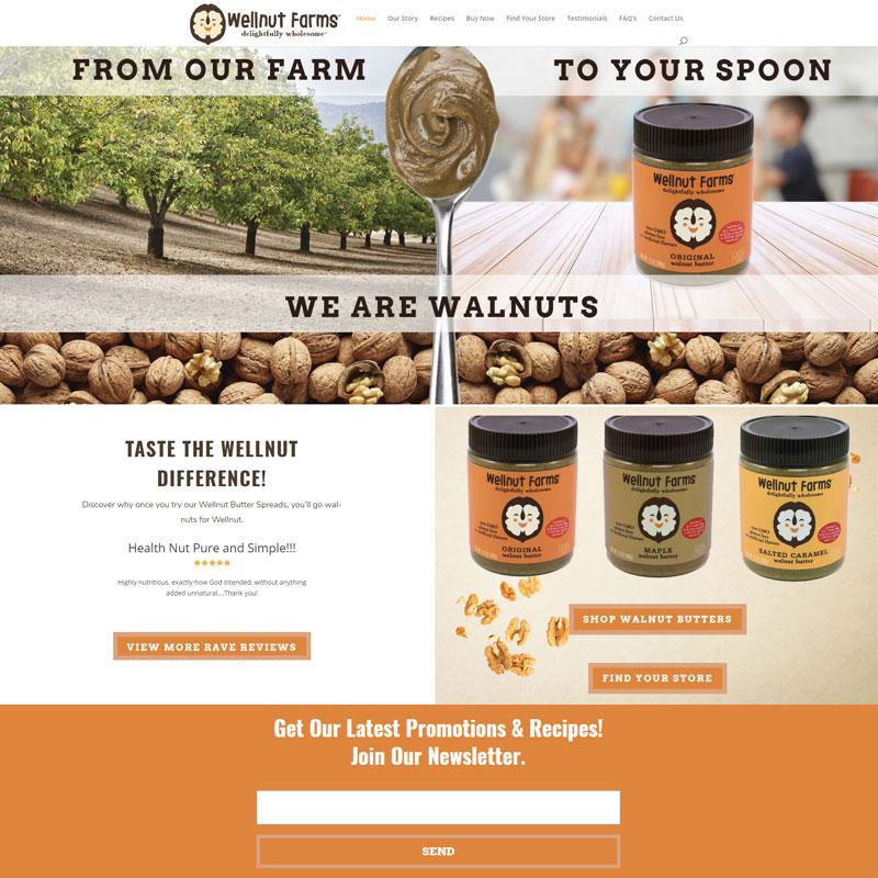 wellnut-farms-walnut-butter-homepage-image-website-designer-bakersfield-ca